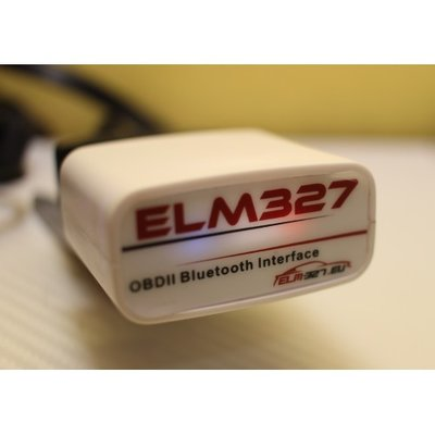 ELM327 Bluetooth 2.2 OBD2 interface