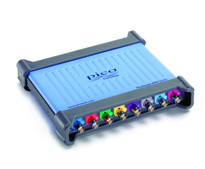 PicoScope 4823 8-kanaals oscilloscoop