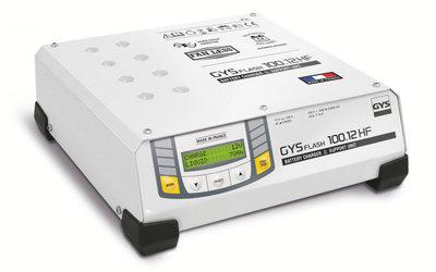 GysFlash 100.12 HF met 2,5 m kabels - Power Supply