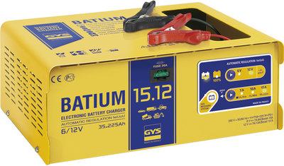 Batium automatische lader 15.12