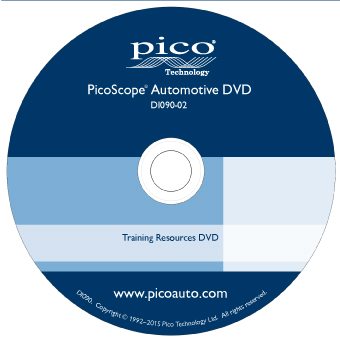 Training DVD PicoScope