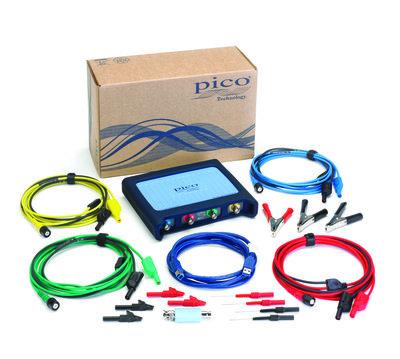 PicoScope 4-kanaals Starter kit