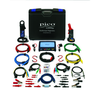 PicoScope 4-kanaals Diesel kit