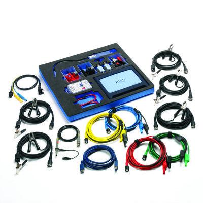 PicoScope 4-kanaals Advanced kit in inlegfoam