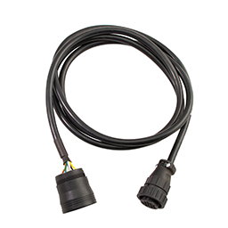 Marine cable for CUMMINS QSK 19 engines (AM35)