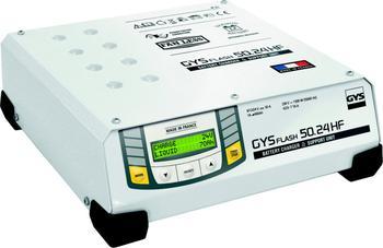 GysFlash 50.24 HF met 2,5 m kabels - Power Supply