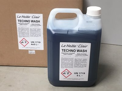 TECHNO WASH karton 4x5L