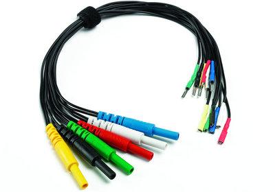 Câble de dérivation 6 voies – large (2.8 mm)
